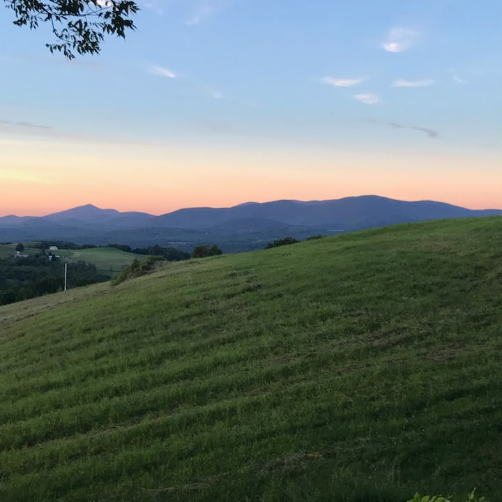 Vermont Mountain View Serenity