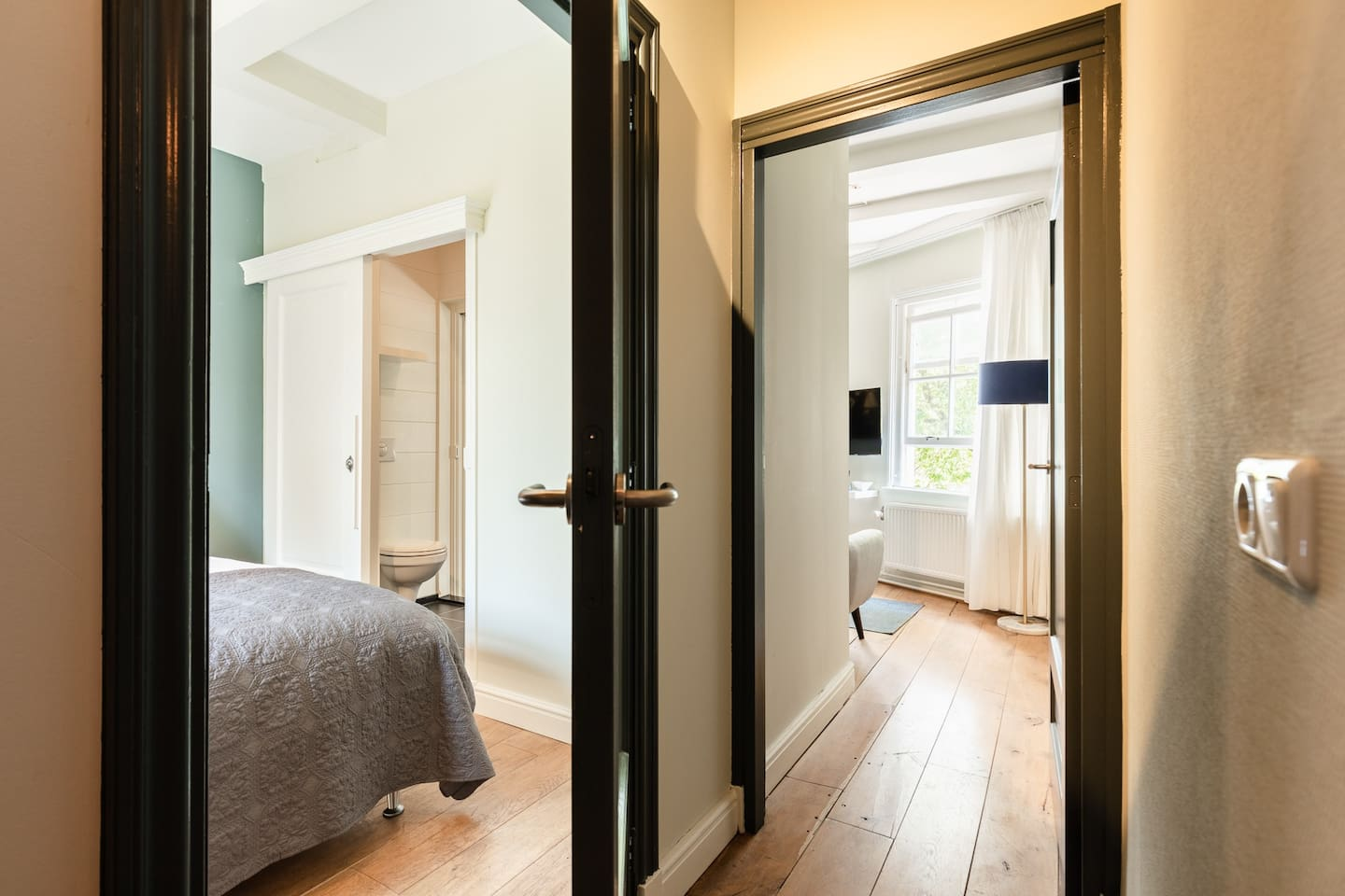 * Beautiful canalview Suite*