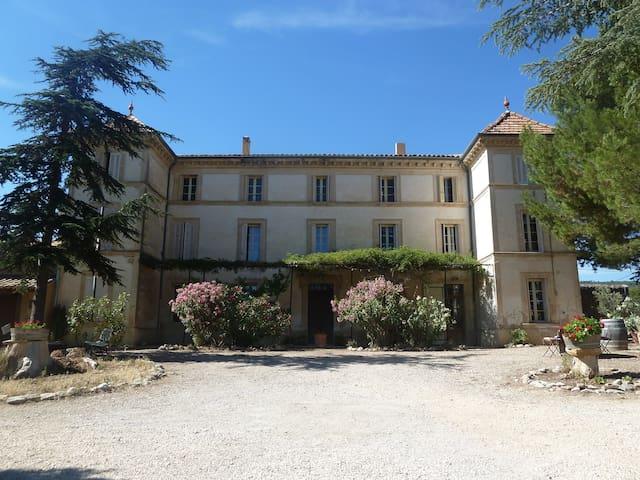 Belle propriété au coeur du Luberon - Saint-Saturnin-lès-Apt - ปราสาท