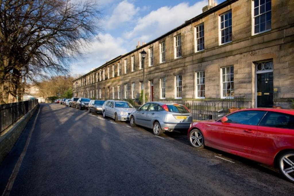 Warriston Crescent is celebrating its 200th birthday this year!
