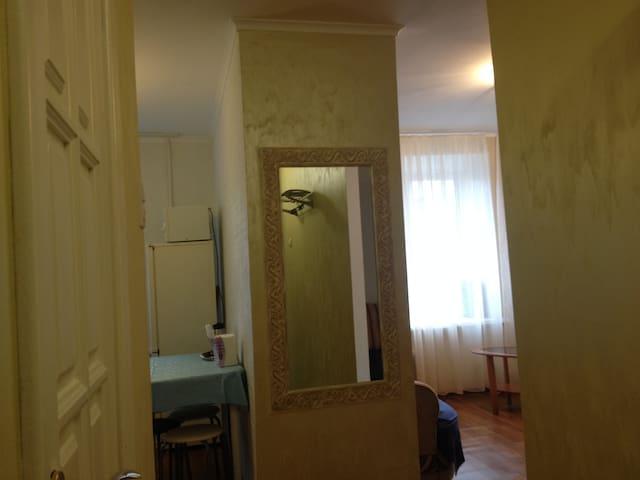 Апартаменты на Рижском 49 - Pskov - Byt se službami (podobně jako v hotelu)