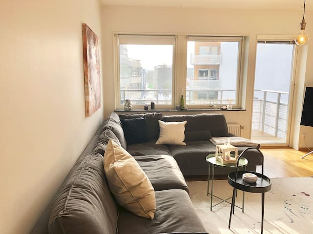 Cosy Apartment 8 minutes from the inner city