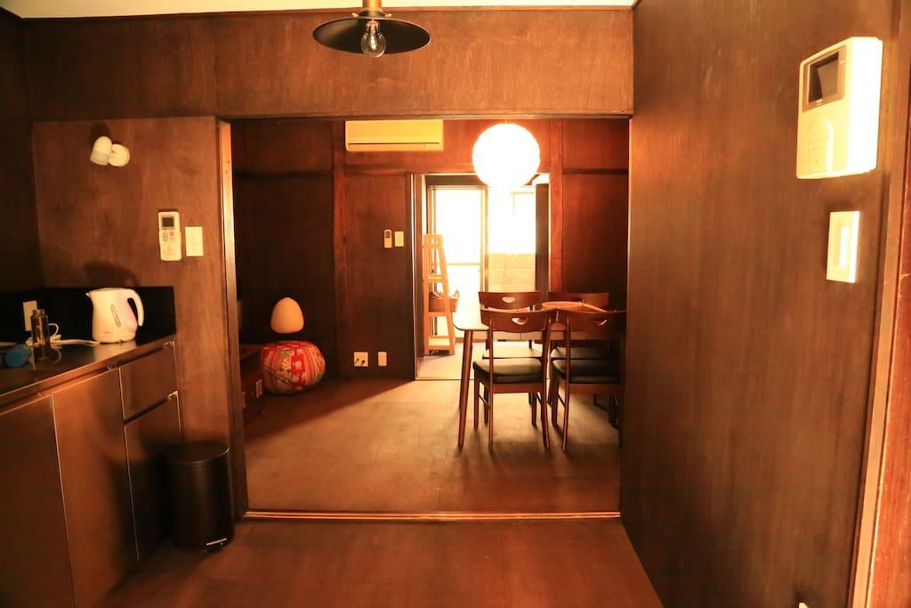 一层客厅一览
