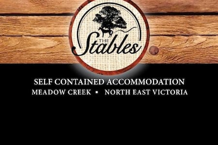The Stables at Meadow Creek Farm Stay