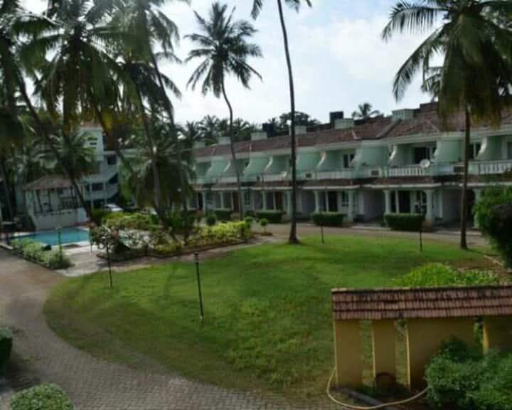 Zen Gardens Benaulim Goa Peaceful 3 bedroom villa