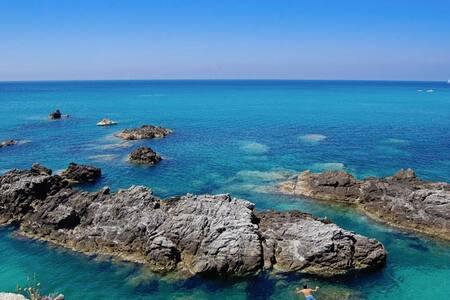 Incantevole Villa sul mare