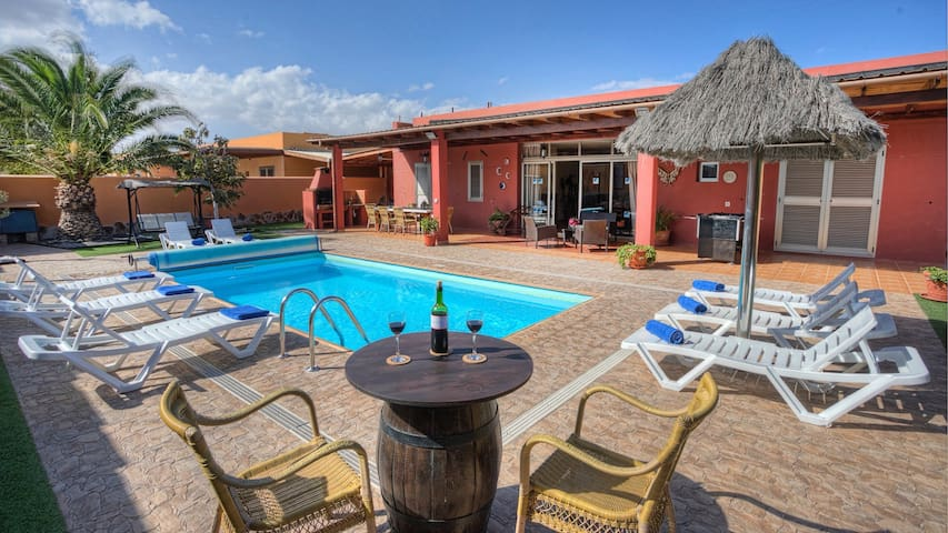 10PAX - Amazing Luxury Villa Romana - Antigua - Appartement