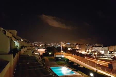 Nice view over the city&the ocean - Fuengirola - Apartmen
