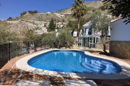 3 bedroom villa with private pool - Cómpeta - 独立屋