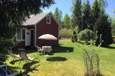 Paradies for Holiday and fishing - Liatorp - Casa