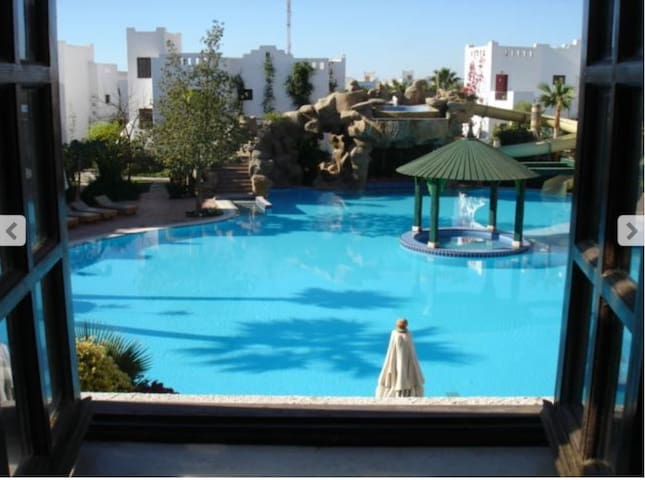 ** BEAUTIFUL 3 ROOM APARTMENT IN DELTA SHARM **