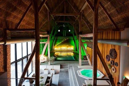 B&B De verborgen parel privé sauna - Borgloon