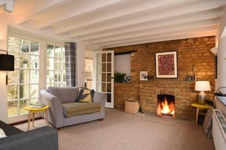 The Bothy, cosy cottage in great market town - Deddington - Huis