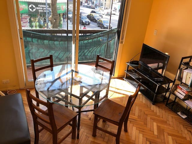 Cozy Fully Refurbished Apartment in Colegiales