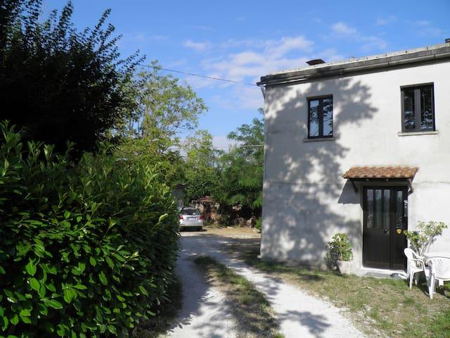 Casa Vincia - Gubbio - Rumah