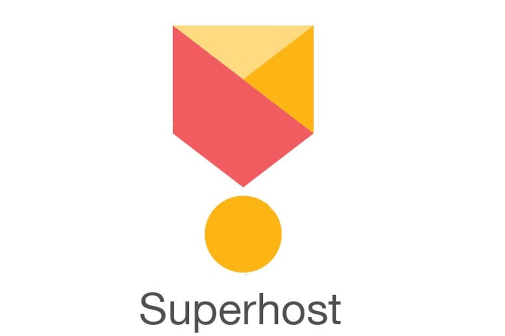 Thanks to all our guests for staying with us and making us a AirBnB Superhost in such a short period of time . All our guest are SUPERGUEST for us ! We look forward seeing you soon .   (superhost logo is owned by AirBnb )