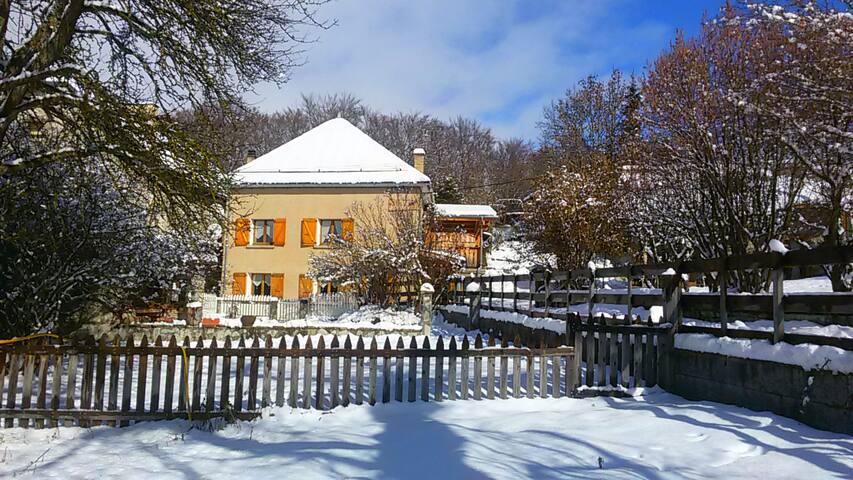 Gîte Les Estachys - Saint-Jean-Saint-Nicolas - Casa