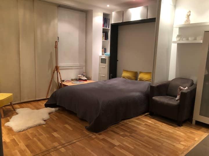 Cozy studio flat in Chelsea