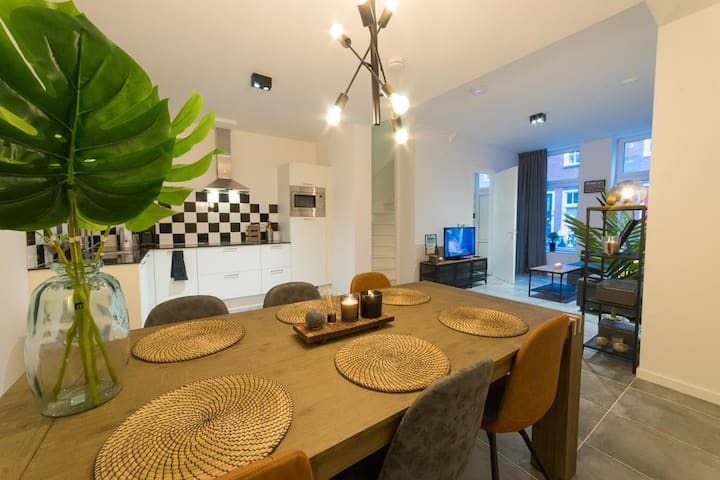 Spacious City House