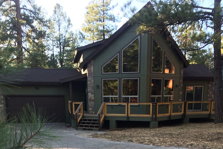 Brand new cabin near lake and hiking - Sedona - Cabane