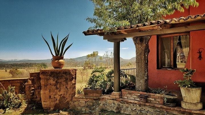 Hacienda Porumbo. Terracota.