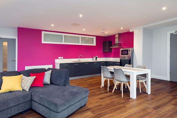 Godfrey Mews Luxury Apartment 2 in Newry City