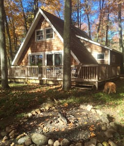 Pet-Friendly Lake Michigan Chalet - Harbor Springs - Dom