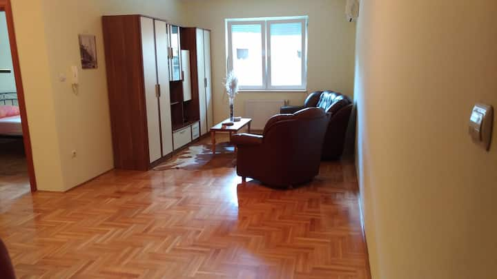 Studio-Apartment in city center