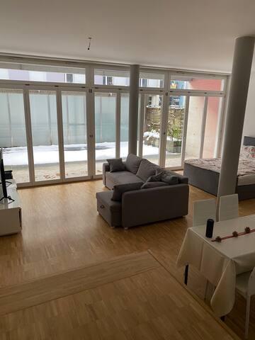Moderne Studiowohnung in Zofingen