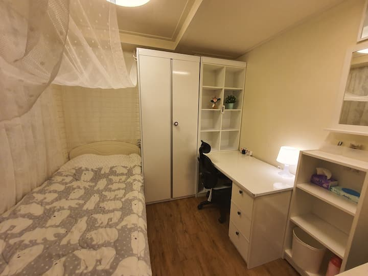 301 Clean Studio(Private toilet) nearby Korea Univ