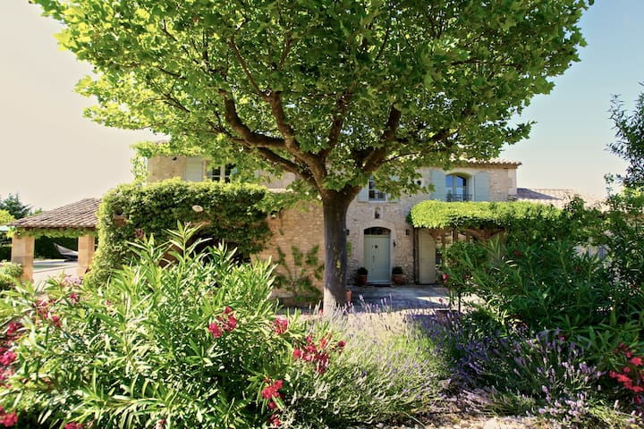 Luxury Provence Villa - Private room - Eygalières