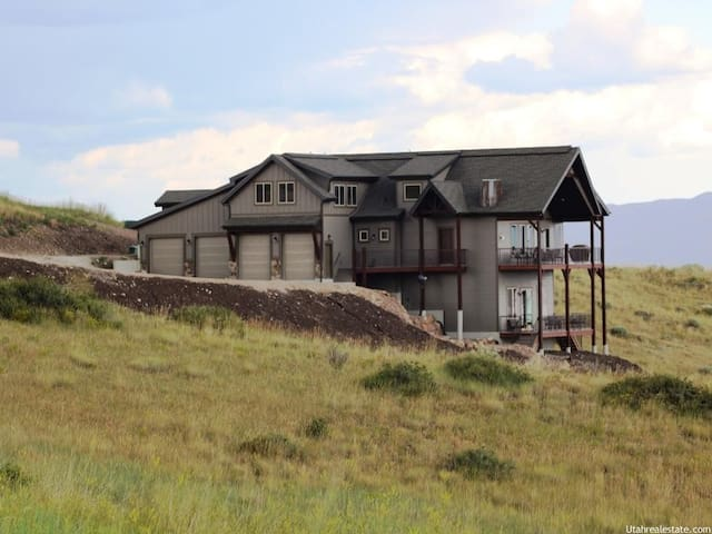 *NEW* The Hilltop Cabin at Bear Lake -The Reserve - Fish Haven - Cabane