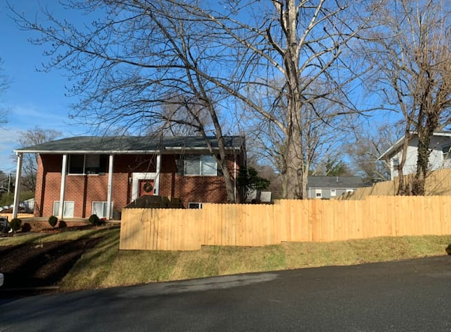 Long Term Only -- Central Cville Home