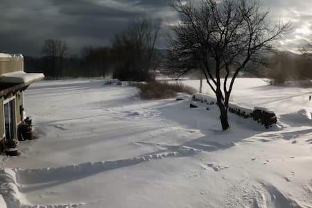 Winter getaway in Catskills - Catskill