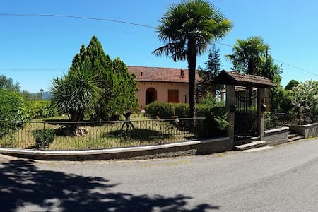 Maria's house in the hills - Province of La Spezia - อพาร์ทเมนท์