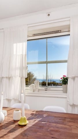 2 bedroom apartment- stunning view! - Larvik - Apartamento