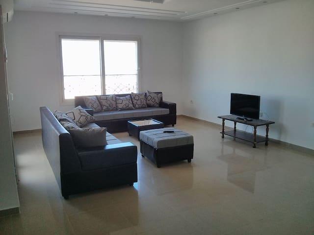 Appartement idéal pour des vacances - Akouda - Flat