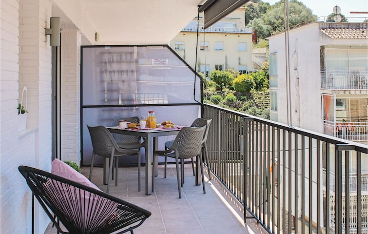 Holiday apartment with 2 bedrooms on 57m² in Tossa de Mar