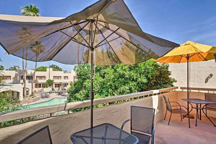 Chic Scottsdale Resort Condo by Camelback Mtn