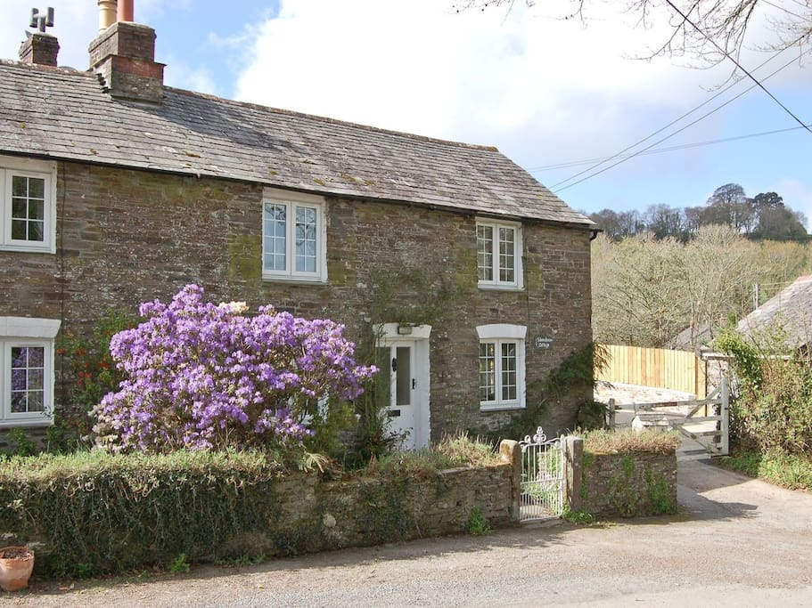 Silverstream Cottage on The Camel Trail, Cornwall ...