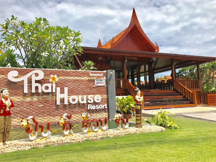Thai House Resort  Hua Hin (One Bedroom Bungalow)