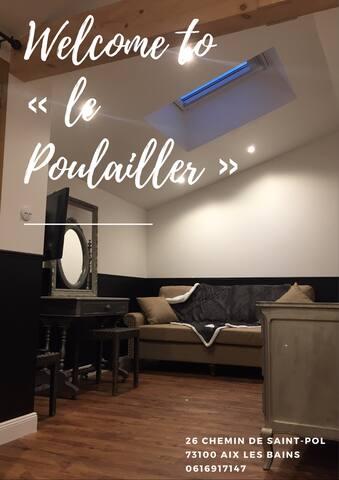 """🐥 """"Le Poulailler"""" idéal CURE Prix TCC! 🐥"""