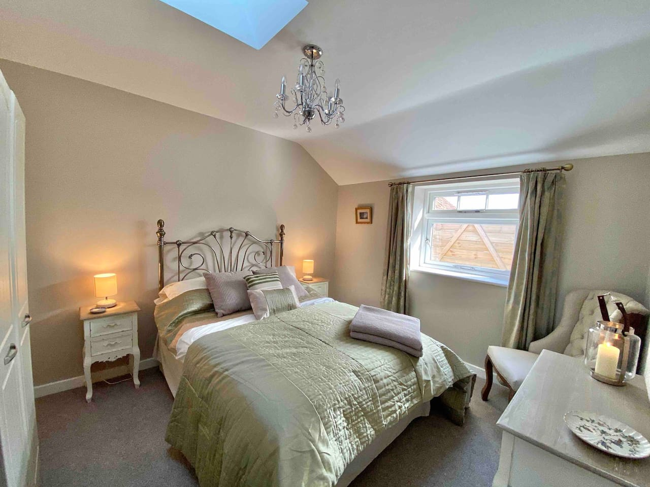 Romantic dreamy bedrooms