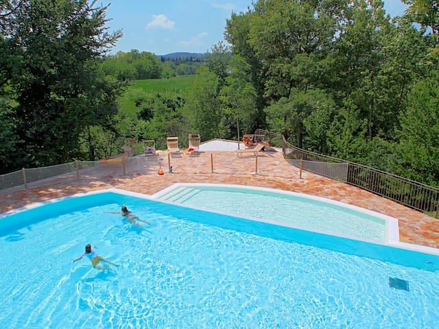 Apartment Golf Resort Il Ruscello for 5 persons