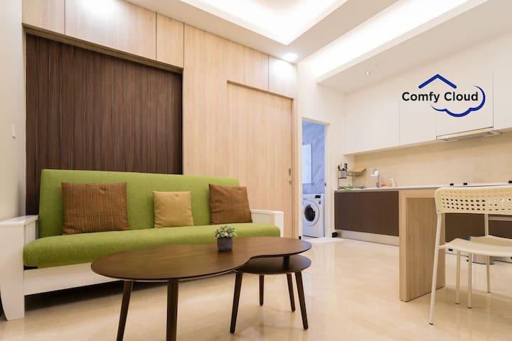#A18 LUXURY & Best Condo 豪华时尚公寓 in Malacca Town