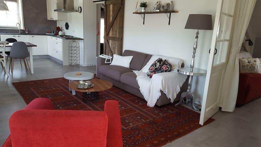 riant landelijk gelegen loft Hammesteijn