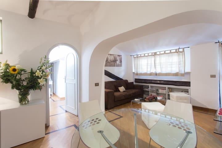 Frattina Terrace Apartment - Roma - Appartamento