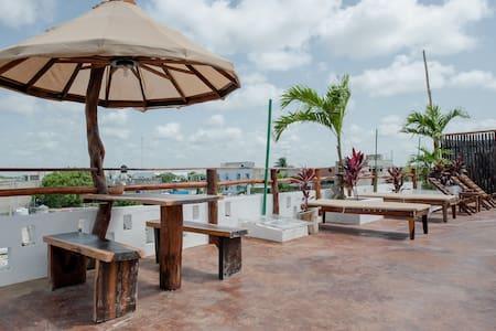 EBS#103 Clean, nice and cozy studio - Playa del Carmen