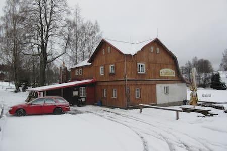 Chata Tučňák - Kořenov - Dům