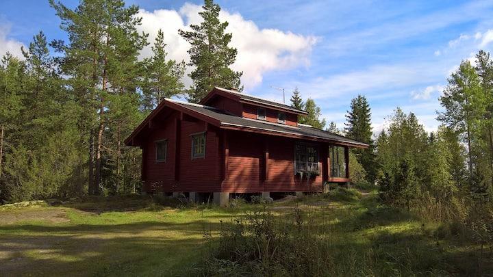 Log house Katajakallio, 90 km from Helsinki